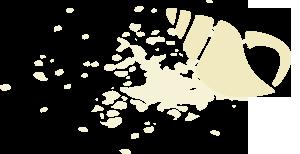 Schelp zand